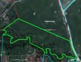 4,5ha zemes gabala robežu skice