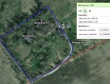 Plāns kadastrs.lv 2,78 ha